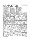 Stapleton T95N-R11W, Chickasaw County 2007 - 2008